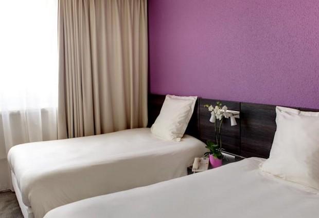 Ouvert sous certaines conditions : Best Western Hotel Alexander Park
