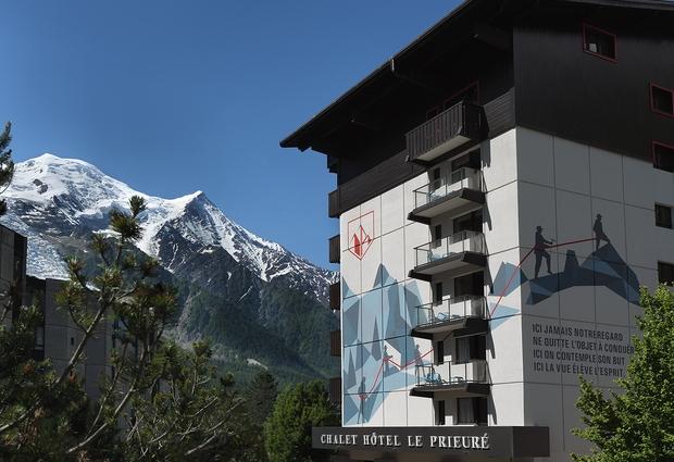 Chalet Hôtel Le Prieuré