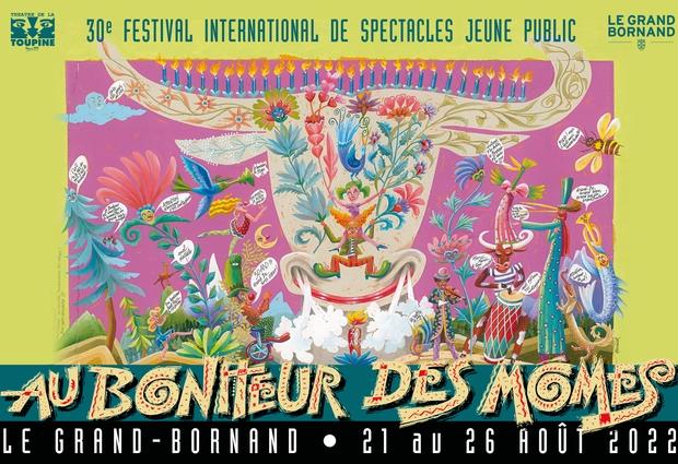 30e Festival Au Bonheur des Mômes