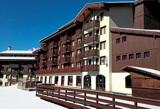 Hôtel Belle Plagne 2100- Vacances Bleues