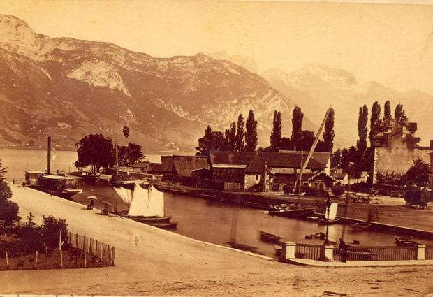 Port d'Annecy
