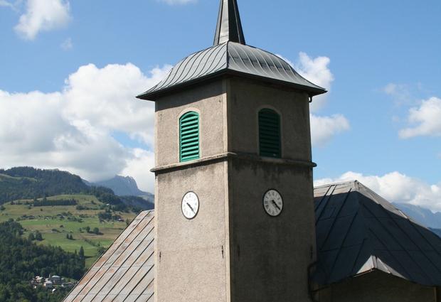 Eglise de Cohennoz