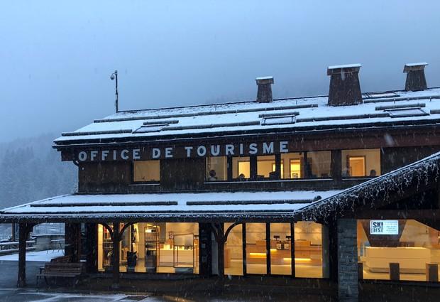 Office de tourisme - Le Grand-Bornand Village