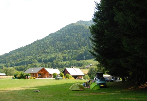 Aire Naturelle du Val Tamié - Les Combes