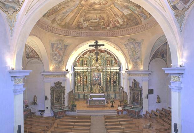 Eglise Baroque Notre Dame de l 'Assomption