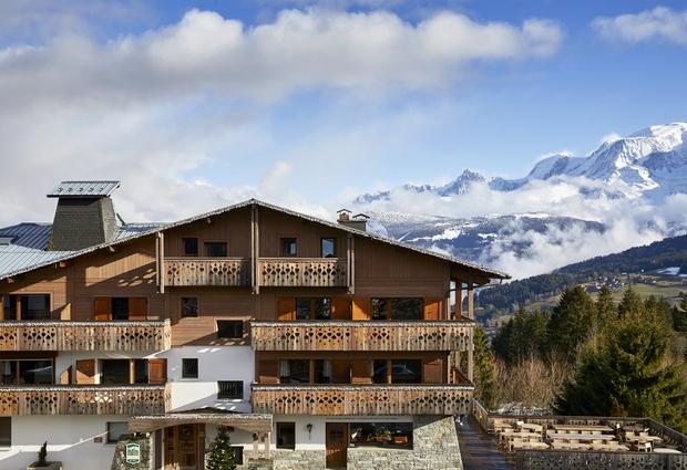 Chalet Alpen Valley, Mont-Blanc