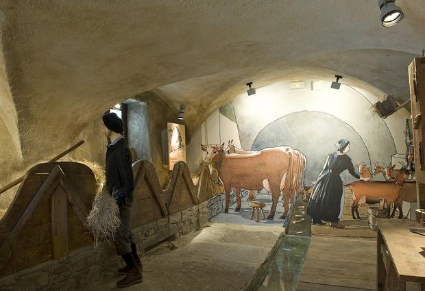 Musée de Saint Martin, 150 ans d'histoire d'une haute-vallée de Savoie