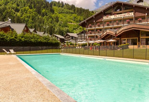 Chalet-Hotel La Chemenaz