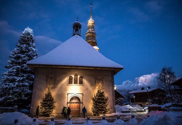 L'Eglise Baroque St Nicolas