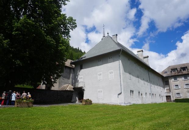 Abbaye de Sixt Fer A Cheval