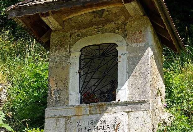 Oratoire de Saint-Guérin