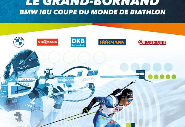 BMW IBU Coupe du monde de Biathlon Annecy-Le Grand-Bornand