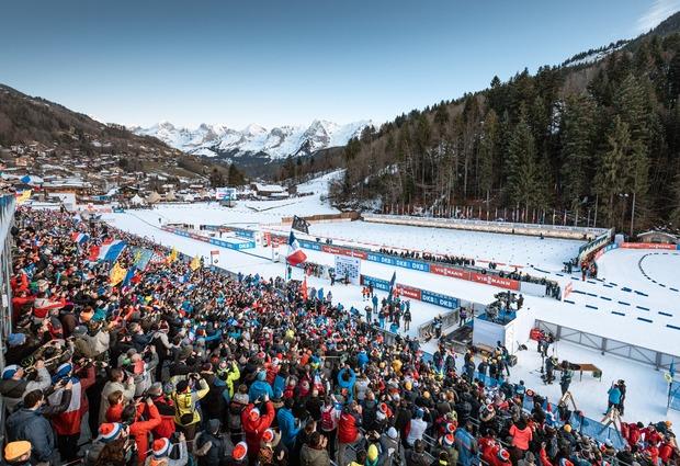 BMW IBU Biathlon World Cup Annecy-Le Grand-Bornand -  Coupe du Monde de biathlon