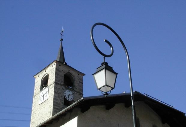 Eglise de la Sainte Trinité à Peisey