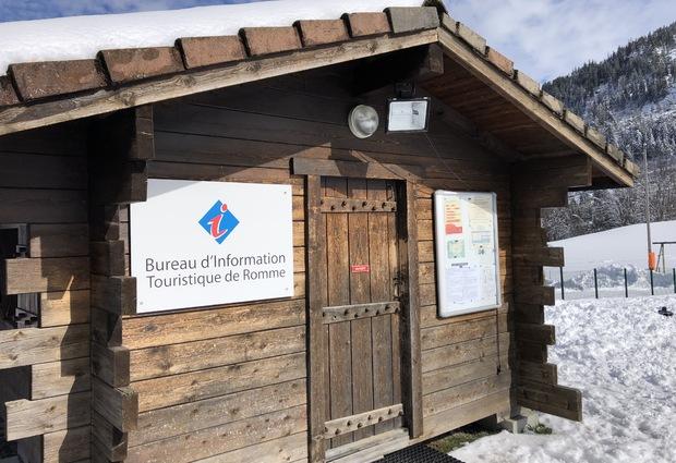 Cluses Arve & montagnes Tourisme - Bureau de Romme