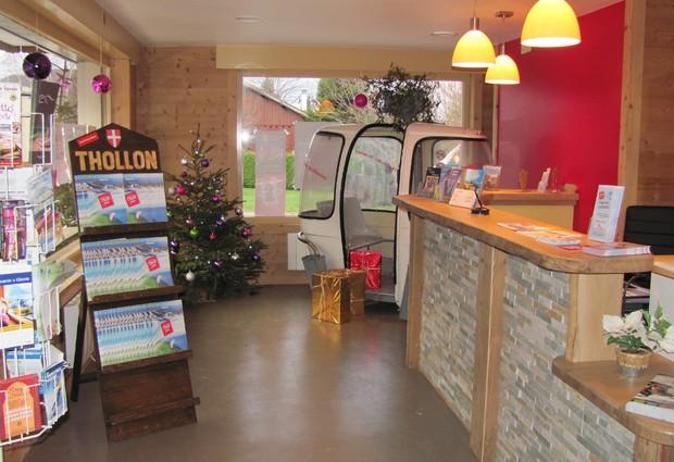 Office de tourisme de Thollon-les-Mémises