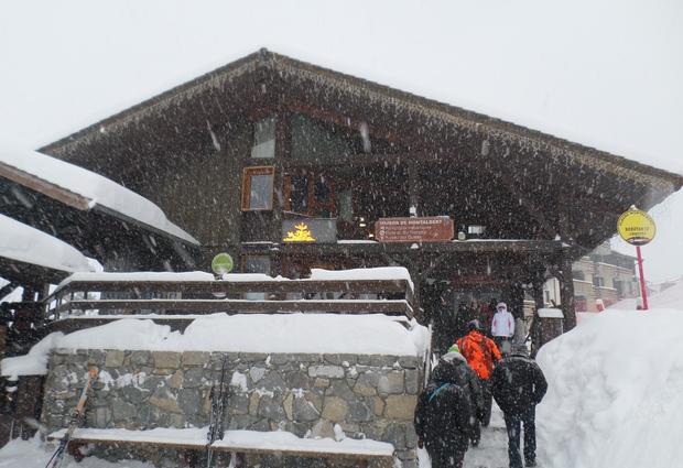 La Plagne Tourisme Montalbert