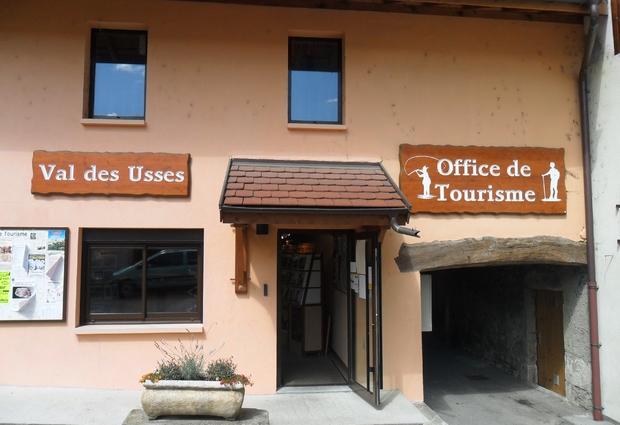 Office de tourisme du Val des Usses