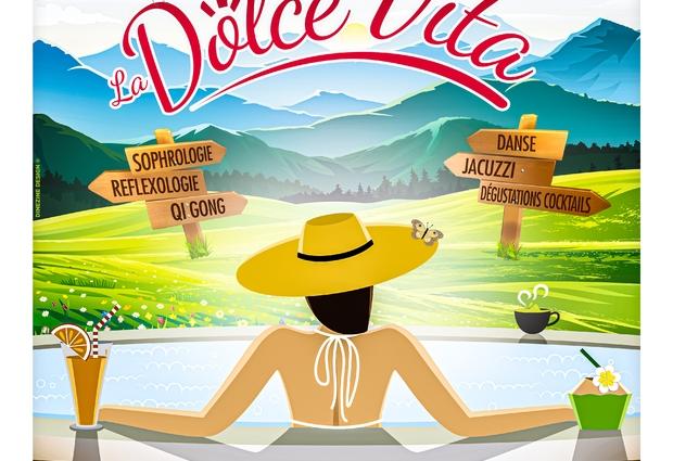 Semaine Dolce Vita - 4éme Edition