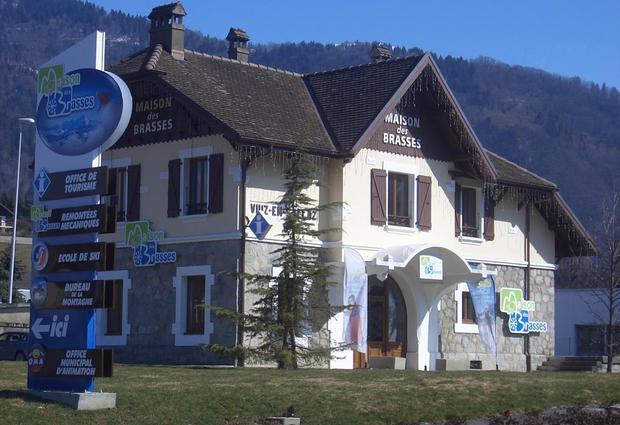 Maison des Brasses - Bureau d'accueil de Viuz en Sallaz