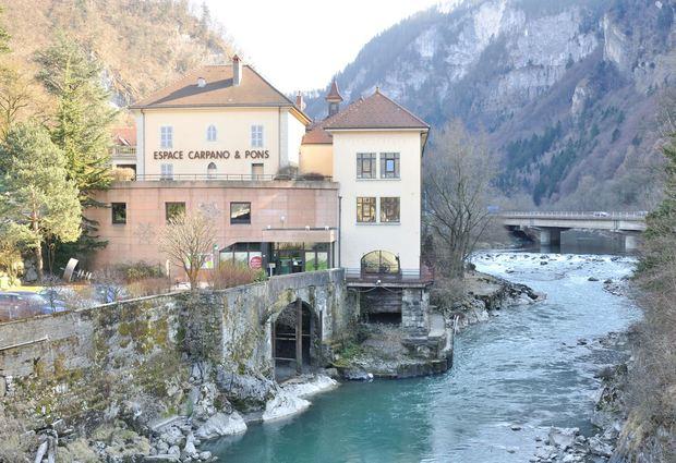Office de Tourisme intercommunal Cluses arve et montagnes