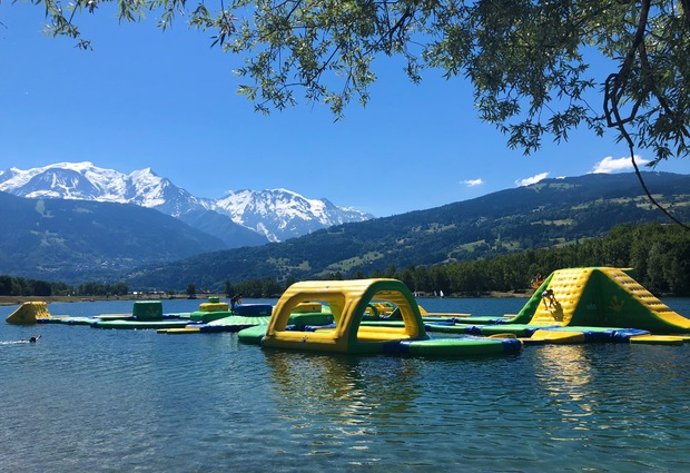 Aqua Park du Mont Blanc