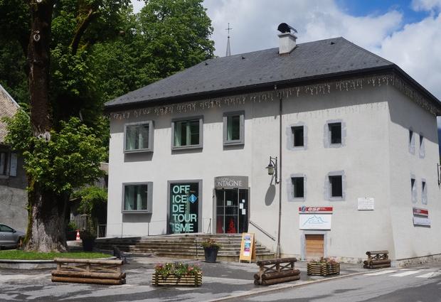 Office de Tourisme Intercommunal Grand Massif Montagnes du Giffre - Bureau de Sixt-Fer-à-Cheval
