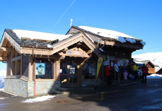 Point Information Plagne Villages