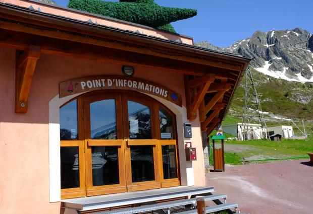 Point Information Belle Plagne
