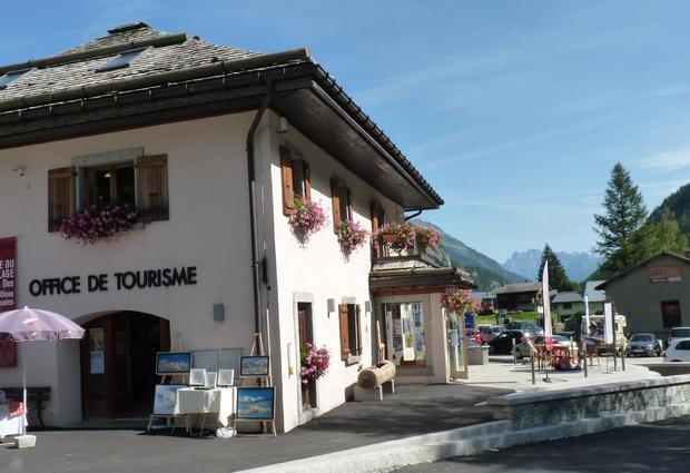 Office de Tourisme de Vallorcine