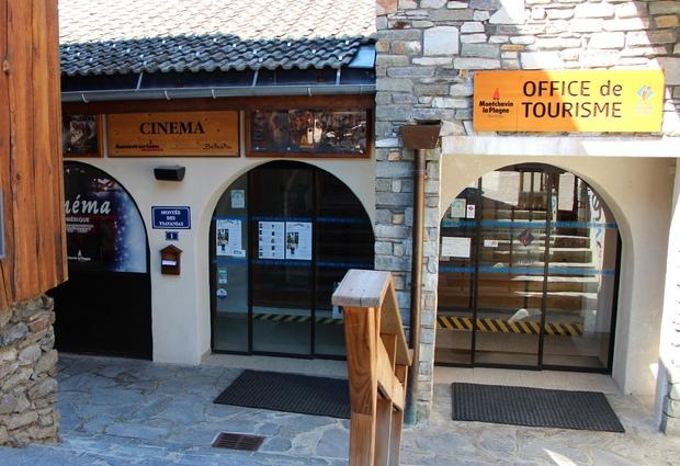 La Plagne Tourisme Montchavin