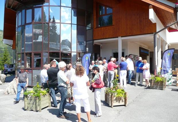 Praz de Lys Sommand Tourisme - Espace accueil Praz de Lys