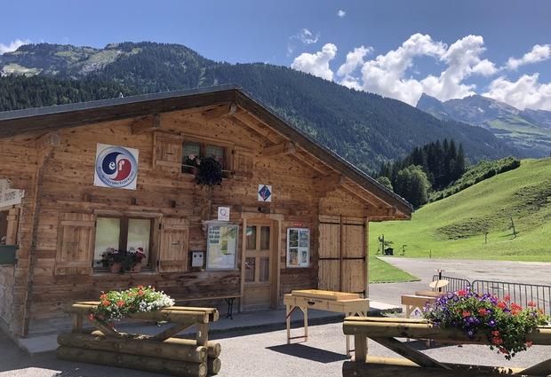 Cluses Arve & montagnes Tourisme - Bureau du Reposoir