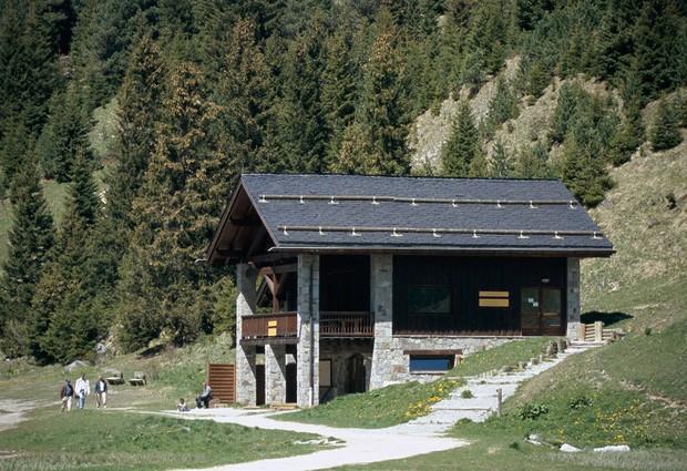 Point info Vanoise de la Réserve Naturelle de Plan de Tuéda