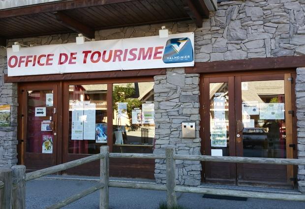 Office de tourisme - 1800 Haut de station