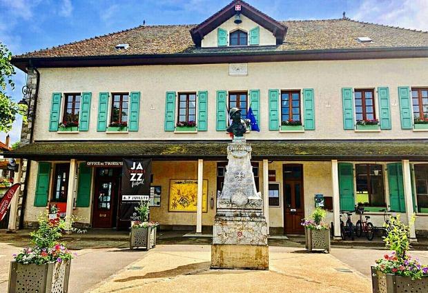 Destination Léman - Office de Tourisme Intercommunal