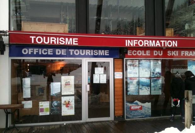 Office de Tourisme d'Arc 1600