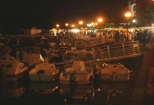 Marchés nocturnes du Bourget-du-Lac