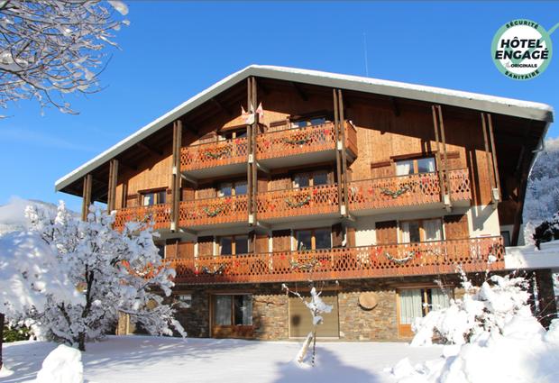 Annexe de l'hôtel Neige et Roc