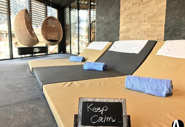 Alpina Eclectic Hôtel - Espace bien-être