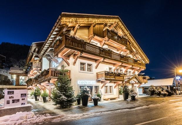 Hôtel L'Armancette