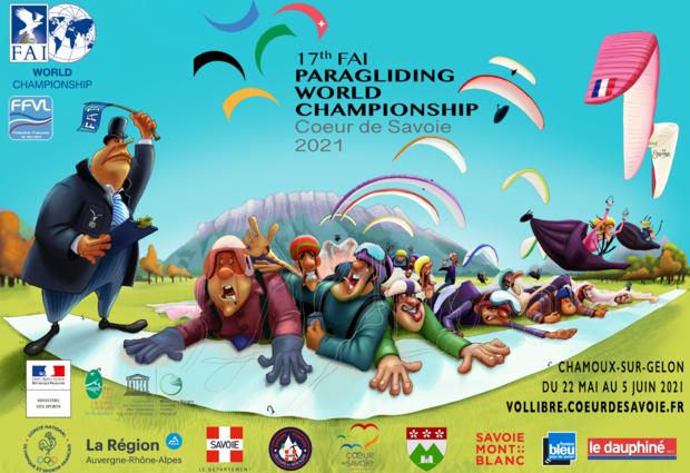 Championnats du Monde de Parapente de distance / ANNULES