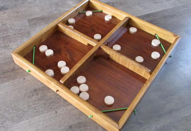 Animation Jeux en bois géants