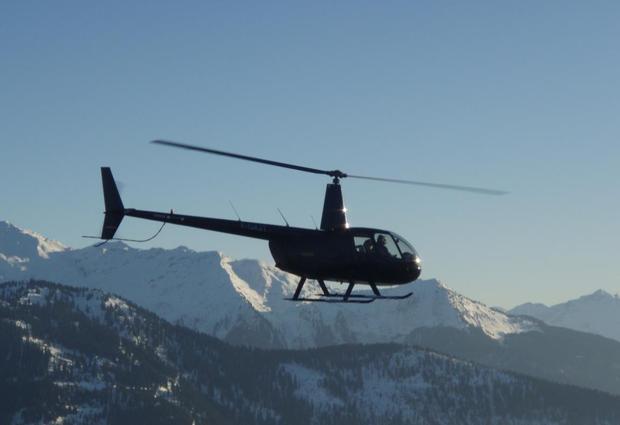 Vols panoramiques en hélicoptère