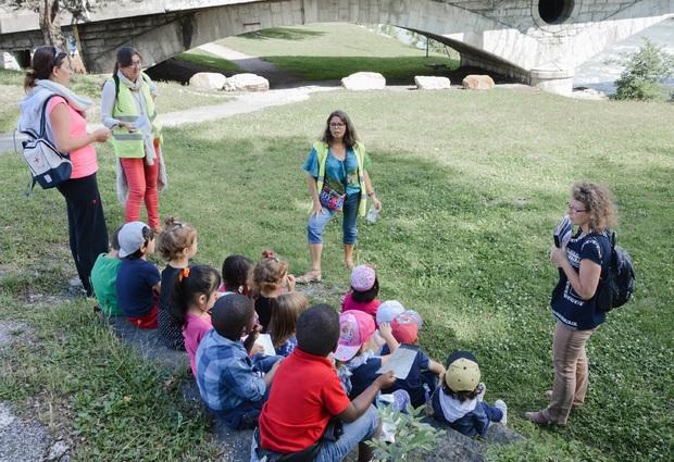Visites guidées scolaires de Bonneville (Cycle I)