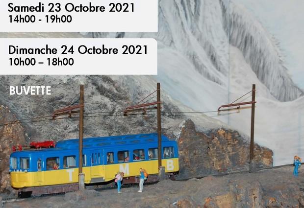 Expo-Vente modélisme ferroviaire