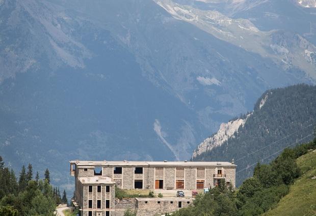 Visite de l'alpage du Lavoir