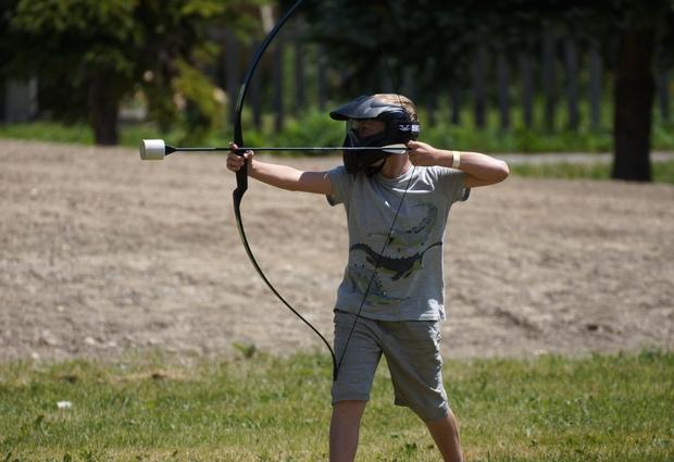 Archery Tag - Ados