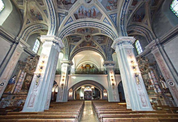 Escapades baroques - Visite sensorielle de l'Eglise Saint-Jean-Baptiste