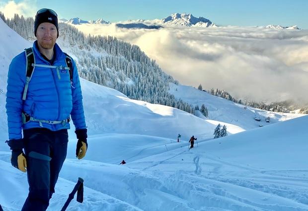 Randonnées en montagne - Julien Lamelin